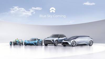 Nio Unveils Production Vehicle For China Market