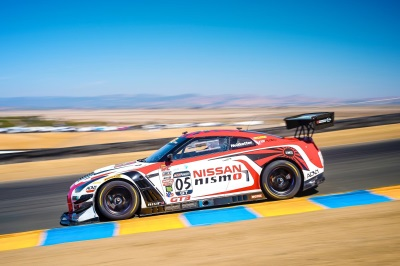 STRONG PERFORMANCES FOR NISMO ATHLETES IN SONOMA AND AUSTIN