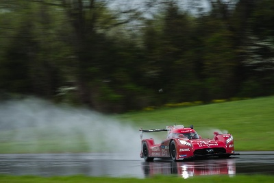 NISMO UNIVERSITY: TESTING THE GT-R LM NISMO