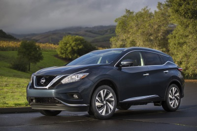 NISSAN GROUP REPORTS AUGUST 2015 U.S. SALES
