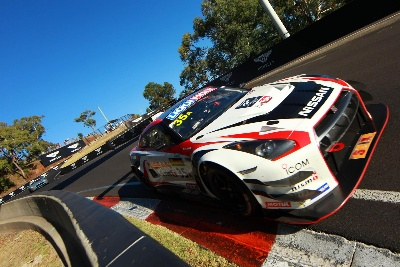 NISSAN WINS 2015 BATHURST 12 HOUR AS GT-R CONQUERS MOUNT PANORAMA ONCE AGAIN