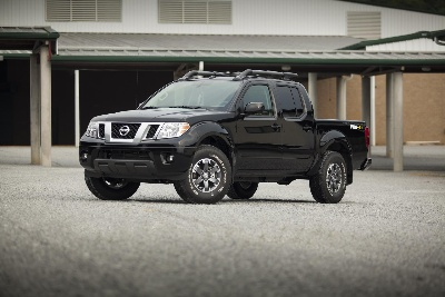 NISSAN ANNOUNCES U.S. PRICING FOR 2015 FRONTIER MID-SIZE PICKUP AND XTERRA SUV