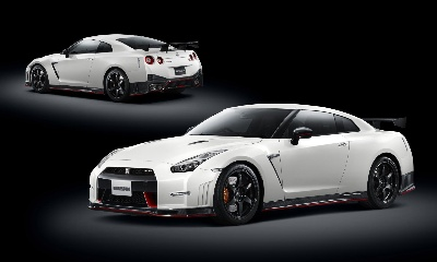 NISSAN ANNOUNCES U.S. PRICING FOR 2015 GT-R NISMO