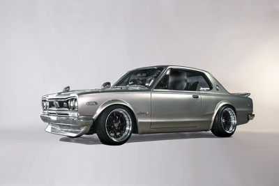 NISSAN TO DEBUT 2017 GT-R NISMO; DISPLAY VINTAGE DATSUN AND NISSAN MODELS AT 12TH ANNUAL JAPANESE CLASSIC CAR SHOW