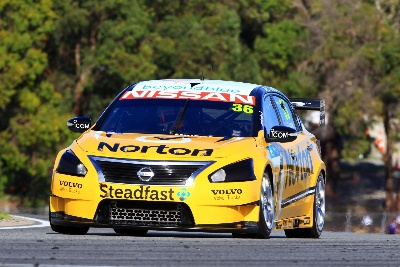 NISSAN ALTIMA A FAMILIAR SIGHT FOR AMERICAN RACE FANS AS V8 SUPERCARS CHAMPIONSHIP MAKES STATESIDE DEBUT