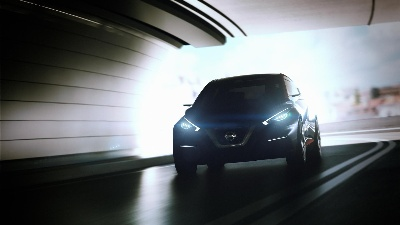 NISSAN AT THE 2015 GENEVA MOTOR SHOW