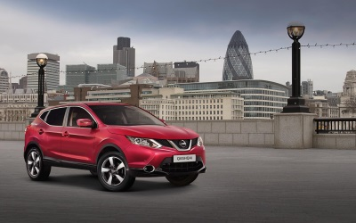 NISSAN ACCELERATES INTO TOP SPOT AS BEST-SELLING ASIAN BRAND IN EUROPE