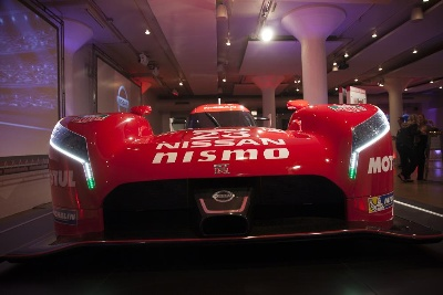 SHOW STOPPERS - NISSAN PERFORMANCE DIVISION TAKES OVER AT THE CHICAGO AUTO SHOW