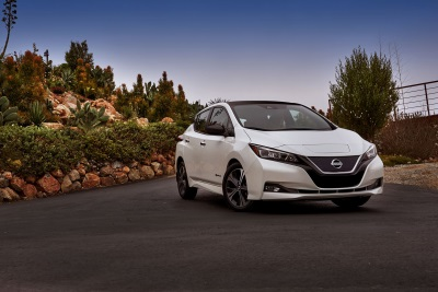 Nissan's Chris Reed Anchors Kickoff 'Fireside Chat' At First-Ever Technology In Motion Exhibition In Detroit