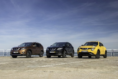 THE COMPLETE CROSSOVER: NISSAN SHOWCASES ITS MOST COMPREHENSIVE RANGE TO DATE