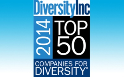 NISSAN NAMED ONE OF DIVERSITYINC'S TOP 25 NOTEWORTHY COMPANIES FOR 2014