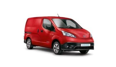 Nissan e-NV200 Is Europe's Best-Selling Electric Van