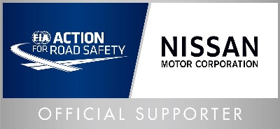 NISSAN JOINS FORCES WITH THE FIA FOR ROAD SAFETY