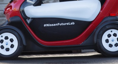 NISSAN'S FUTURE LAB EXPERIMENTS IMAGINE NEW VEHICLE OWNERSHIP MODELS AND MAP THE FUTURE OF MOBILITY