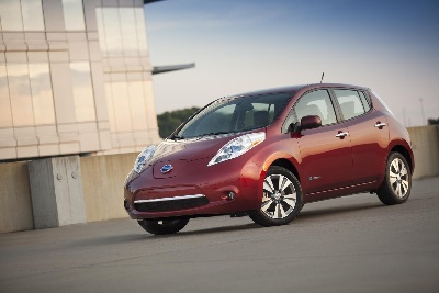 NISSAN PARTNERS WITH GEORGIA POWER TO GET ATLANTA LEAF OWNERS CHARGING AT WORK