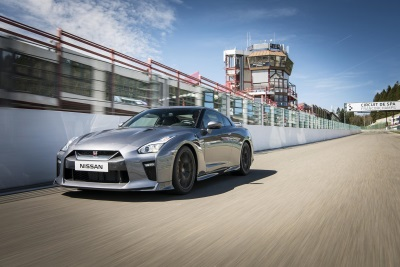 EXPERIENCE NISSAN'S NEW GT-R AT GOODWOOD VIA WORLD-FIRST 4D VIRTUAL REALITY DRIVING SIMULATOR
