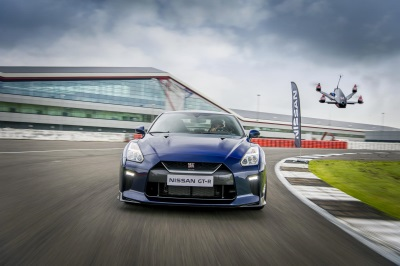 NISSAN CREATES GT-R DRONE: 0-62MPH IN JUST 1.3 SECONDS