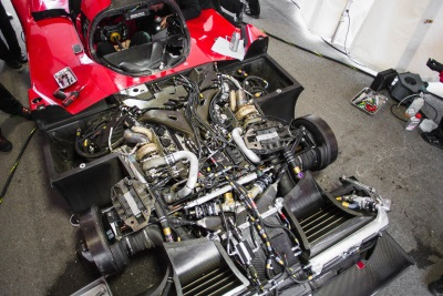 NISMO UNIVERSITY: INSIDE THE NISSAN GT-R LM NISMO'S ENGINE
