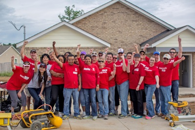 NISSAN MARKS 10 YEARS OF PARTNERSHIP WITH HABITAT FOR HUMANITY WITH $1 MILLION GRANT AND THE DONATION OF 10 VEHICLES