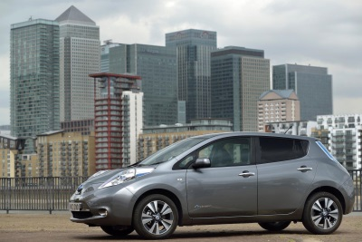 NISSAN OFFERS A CURE FOR THE 'HYBRID HANGOVER' - CHARGE INTO LONDON THIS JUNE WITH ENHANCED CUSTOMER OFFER ON LEAF