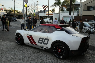 2018 nissan idx. Interesting Idx VIDEO REPORT NISSAN IDX CONCEPT TOUR CONTINUED IN SUNNY SOCAL AND THE FAN  BASE In 2018 Nissan Idx