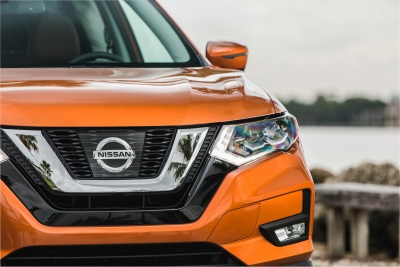 Nissan Group Reports January 2017 U.S. Sales