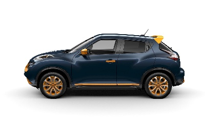 JUKE COLOR STUDIO OFFERS OWNERS A BOLD NEW WAY TO 'MAKE IT YOURS' WITH 12 ACCESSORIES AND EIGHT COLORS