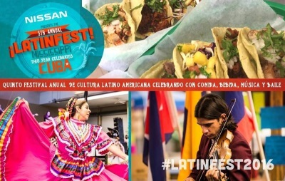 NISSAN SPONSORS ¡LATINFEST! IN MISSISSIPPI AS PART OF ITS COMMITMENT TO CULTURAL DIVERSITY
