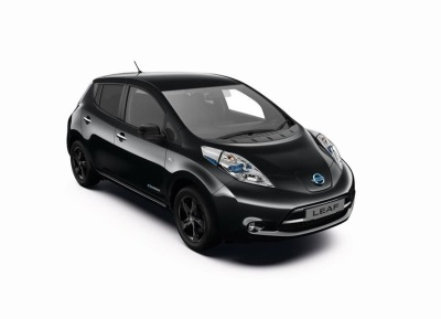New Nissan Leaf Black Edition Launched In UK