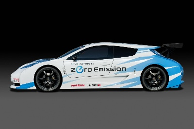 NISSAN SET TO ELECTRIFY CLIPSAL 500 IN AUSTRALIA WITH LEAF NISMO RC