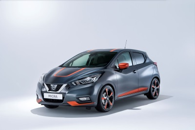 Nissan Micra Bose Personal Edition: Expressive Design And Vivid Sound In Perfect Harmony