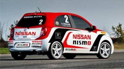 NISSAN MICRA CUP READY FOR ITS DEBUT
