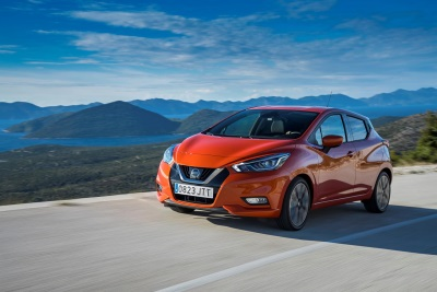 First Customers Take Delivery Of All-New Nissan Micra