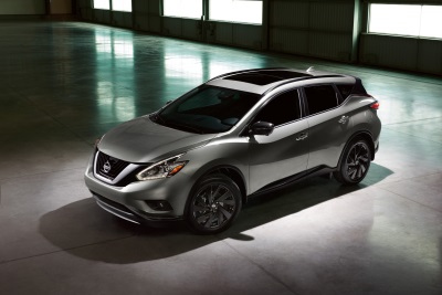 Nissan Murano Named 'Best 2-Row SUV For The Money' By U.S. News & World Report