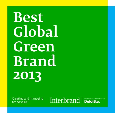 Nissan Named A Top Global Green Brand For 2013