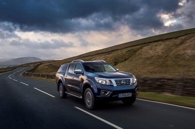 Nissan Navara Named 'Best Pick-Up' Again