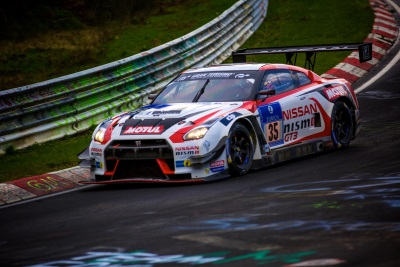 NISSAN READY FOR ROUND THE CLOCK CHALLENGE AT THE NÜRBURGRING