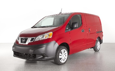 NISSAN ANNOUNCES U.S. PRICING FOR 2014 NISSAN NV200