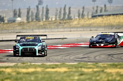 BIG WEEKEND FOR NISSAN IN PIRELLI WORLD CHALLENGE AT MILLER MOTORSPORTS PARK IN UTAH