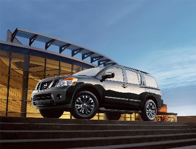 NISSAN ANNOUNCES U.S. PRICING FOR 2015 ARMADA