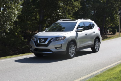 Nissan Propilot™ Assist Technology Makes U.S. Debut On 2018 Rogue – Reduces The Hassle Of Stop-And-Go Highway Driving