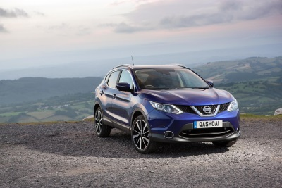 NISSAN QASHQAI RANGE SEES IMPROVED CO2, MPG AND BIK WITH EFFICIENT NEW 18' ALLOY WHEELS
