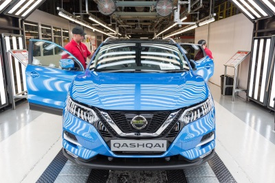 Production Of New Nissan Qashqai Begins In Europe - Europe's Best-Selling Crossover Gets Premium Upgrades
