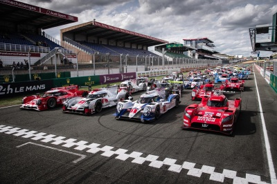 NISSAN RETURNS TO LE MANS WITH THE NISSAN GTR LM NISMO