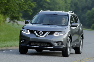 NISSAN ROGUE EARNS 2015 CONSUMER GUIDE AUTOMOTIVE BEST BUY AWARD