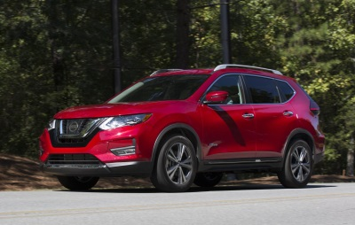 ROGUE HYBRID NAMED FINALIST FOR '2017 GREEN SUV OF THE YEAR' AWARD – WINNER TO BE ANNOUNCED AT WASHINGTON AUTO SHOW
