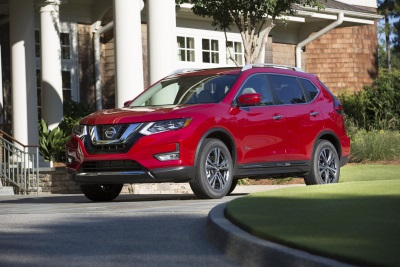 Rogue Hybrid Named Finalist For Green Suv Of The Year Award