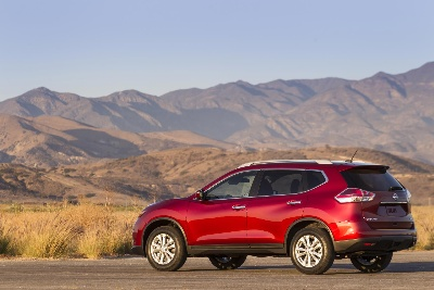 2014 Nissan Rogue named a 'Must Test Drive' SUV for 2014 by AutoTrader.com