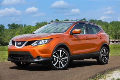 Nissan Announces U.S. Pricing For New 2017 Rogue Sport