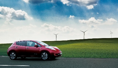 NISSAN SCORES A PERFECT '100A' IN THE CDP GLOBAL 500 CLIMATE CHANGE REPORT 2014